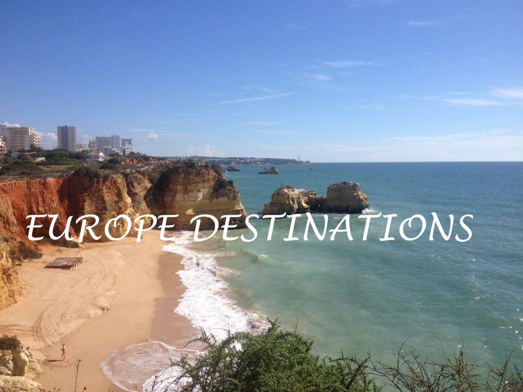 europe holiday destinations