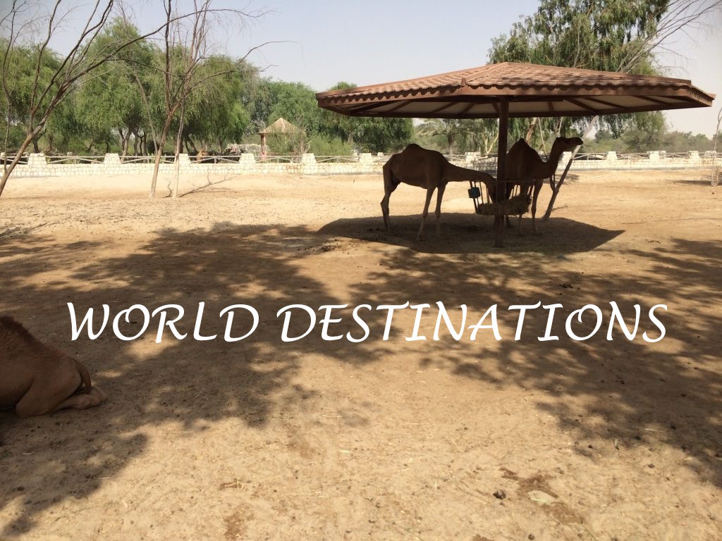 world holiday destinations