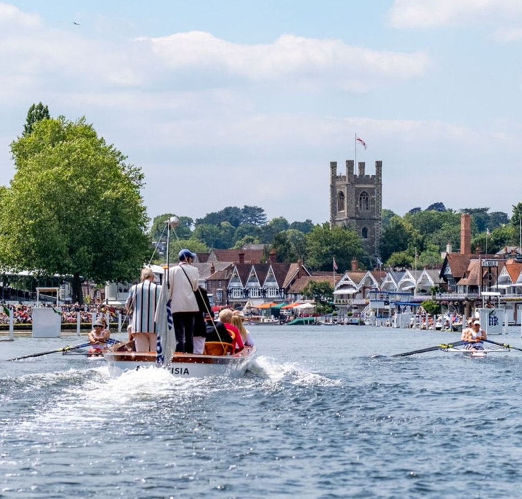 Patricia Bech, Henley on Thames Article